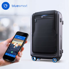 Bluesmart: The worlds First Smart Suitcase