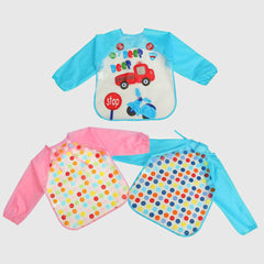 Long Sleeve bib apron