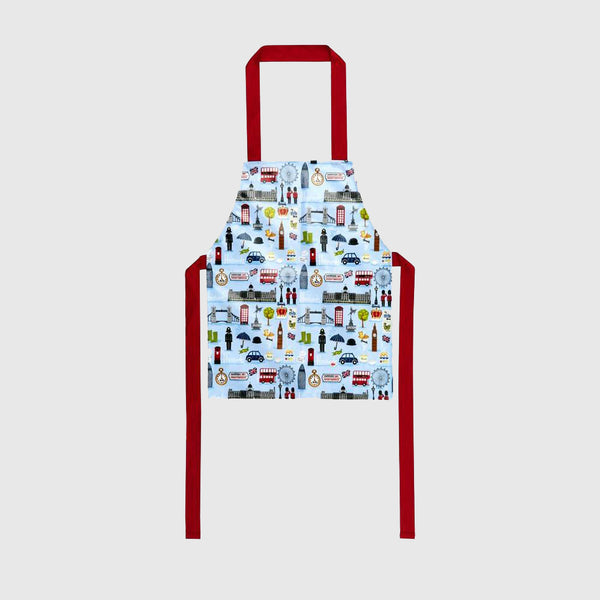 HARRODS - Memories Of London Kids Apron