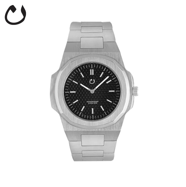 Nuun watch - Montre Silver