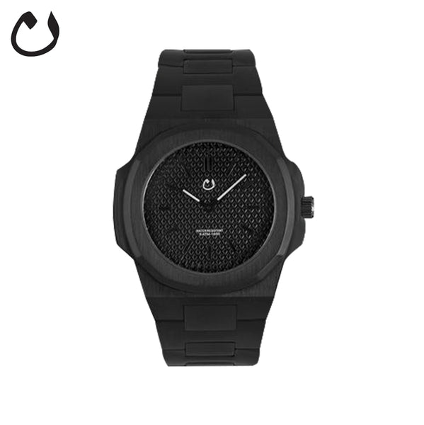 Nuun watch - Montre Black