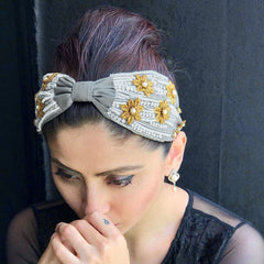Hairband  - Dark Gray
