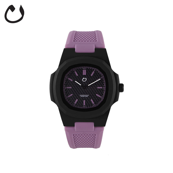 Nuun watch - Kolours Pink