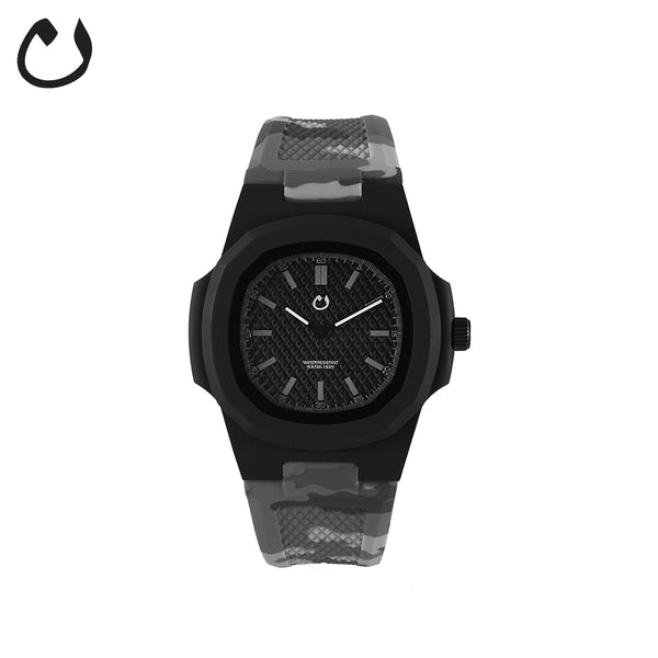 Nuun watch - Camo Grey