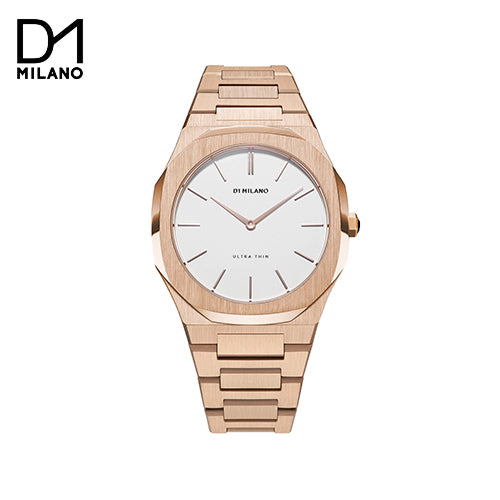 D1 Milano - Ultra Thin Rose Gold