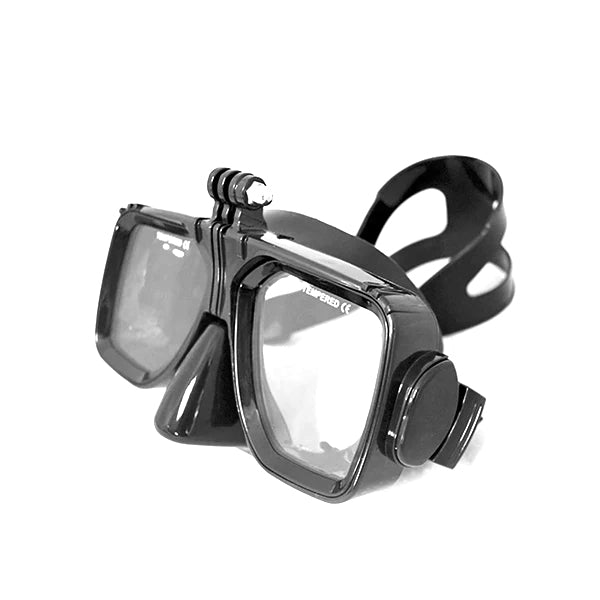 Diving mask for Go Pro Camera
