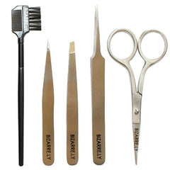 Eyebrow Shaping & Cutting kit (5 pcs)