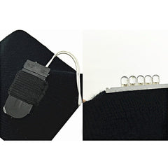 Cuff Knit with LED Light