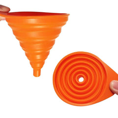 Mini Collapsible Foldable Funnel