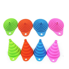 Silicone Foldable Funnel