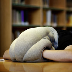 Ostrich shaped pillow