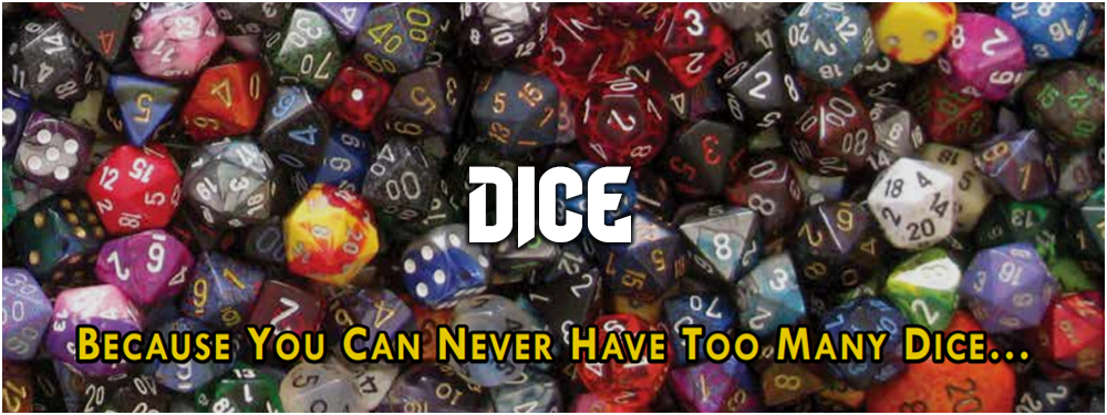 Novelty Dice