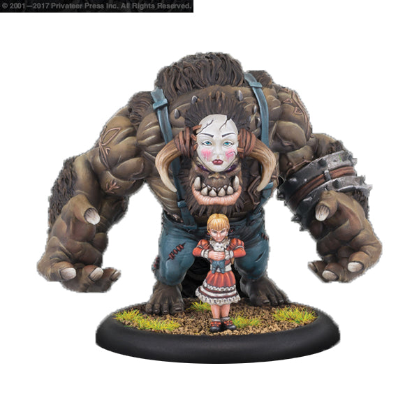 Hordes: Grymkin - The Child Warlock (1)