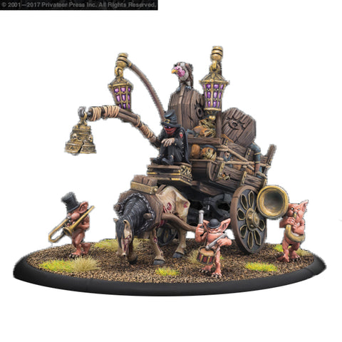 Hordes: Grymkin - Death Knell Battle Engine (1)