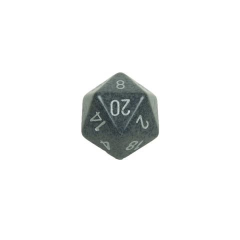 Chessex CHXXS2003 Hi-Tech™ Speckled 34mm d20 single