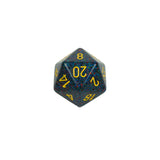Chessex CHXXS2006 Twilight™ Speckled 34mm d20 single