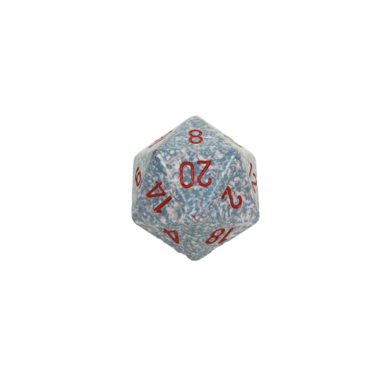 Chessex CHXXS2020 Air™ Speckled 34mm d20 single