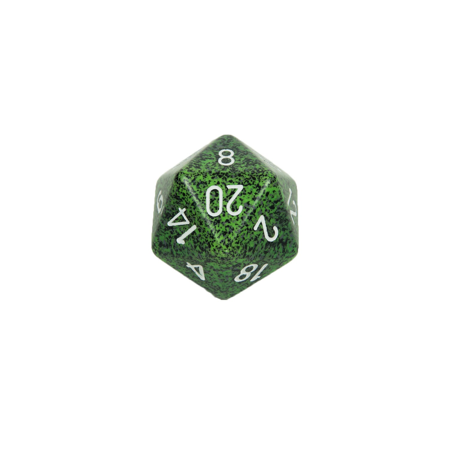 Chessex CHXXS2089 Recon™ Speckled 34mm d20 single