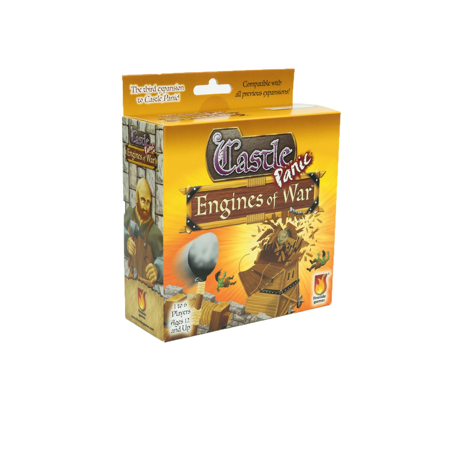 Castle Panic: Engines of War