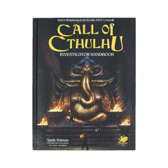 Call of Cthulhu RPG: Investigator's Handbook (Hard Cover)