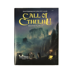 Call of Cthulhu RPG: Keeper Screen