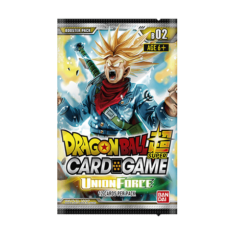 Dragon Ball Super TCG - Union Force Booster Pack