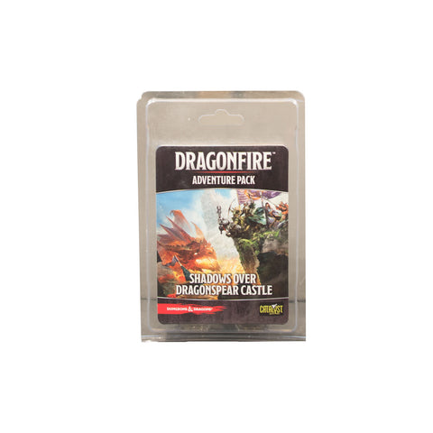 Dragonfire: Adventures - Shadows Over Dragonspear Castle