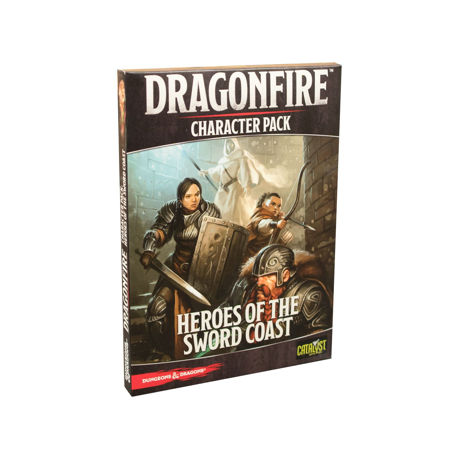 Dragonfire: Character Pack - Heroes of the Sword Coast