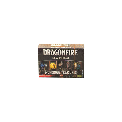 Dragonfire: Treasure Hoard - Wondrous Treasures