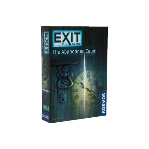 Exit - The Abandoned Cabin