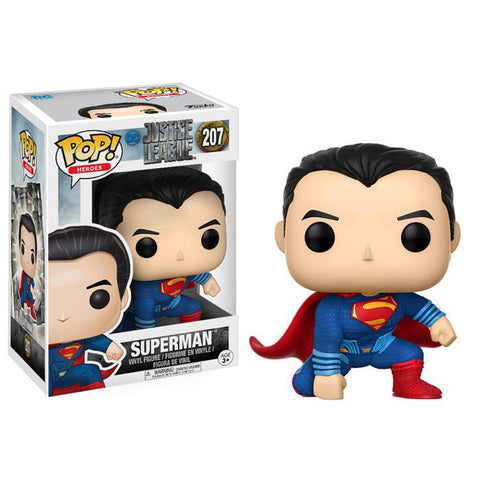 Pop! 13704 DC: Justice League - Superman