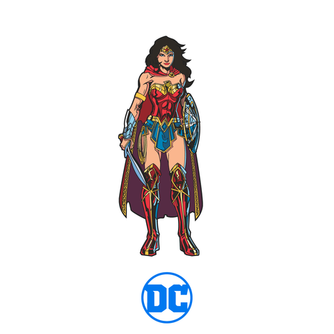 FiGPiN: DC Comics Rebirth - Wonder Woman
