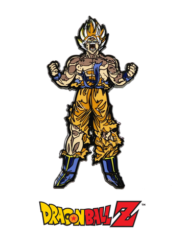 FiGPiN: Dragon Ball Z - Super Saiyan Goku