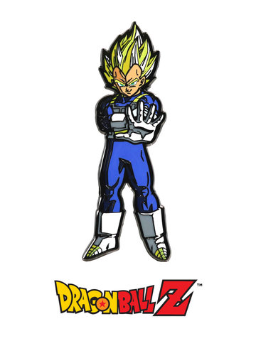 FiGPiN: Dragon Ball Z - Super Saiyan Vegeta