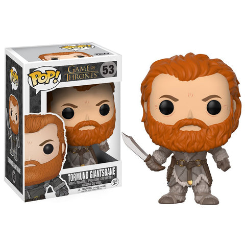 Pop! 12217 Game of Thrones - Tormund Giantsbane
