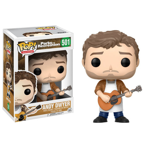 Pop! 13040 Parks and Recreation - Andy Dwyer