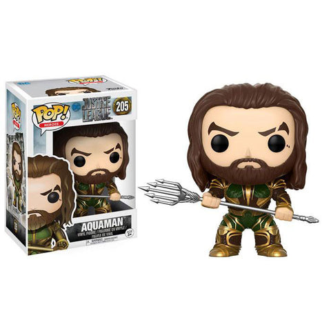 Pop! 13486 DC: Justice League - Aquaman