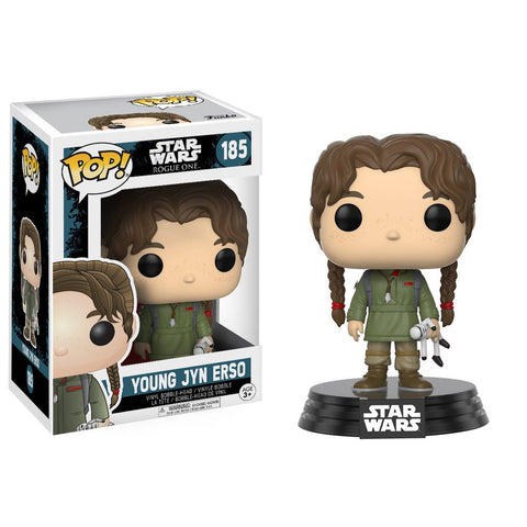 Pop! 14872 Star Wars: Rogue 1 - Young Jyn Erso