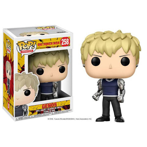 Pop! 14994 One Punch Man - Genos