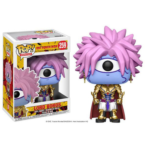 Pop! 14995 One Punch Man - Lord Boros