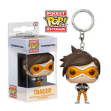 Pocket Pop! Keychain 14312 Overwatch - Tracer