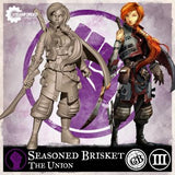 Guild Ball: The Union - Seasoned Brisket (Season 3)