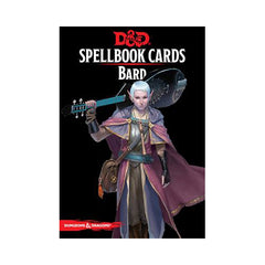 D&D 5th Edition Spellbook Cards - Bard