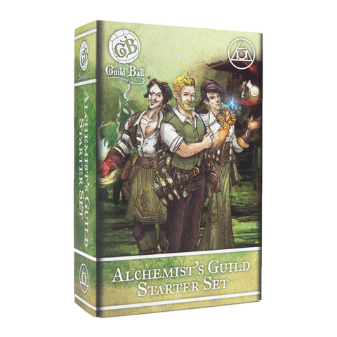 Guild Ball: Alchemist's Guild Starter Set
