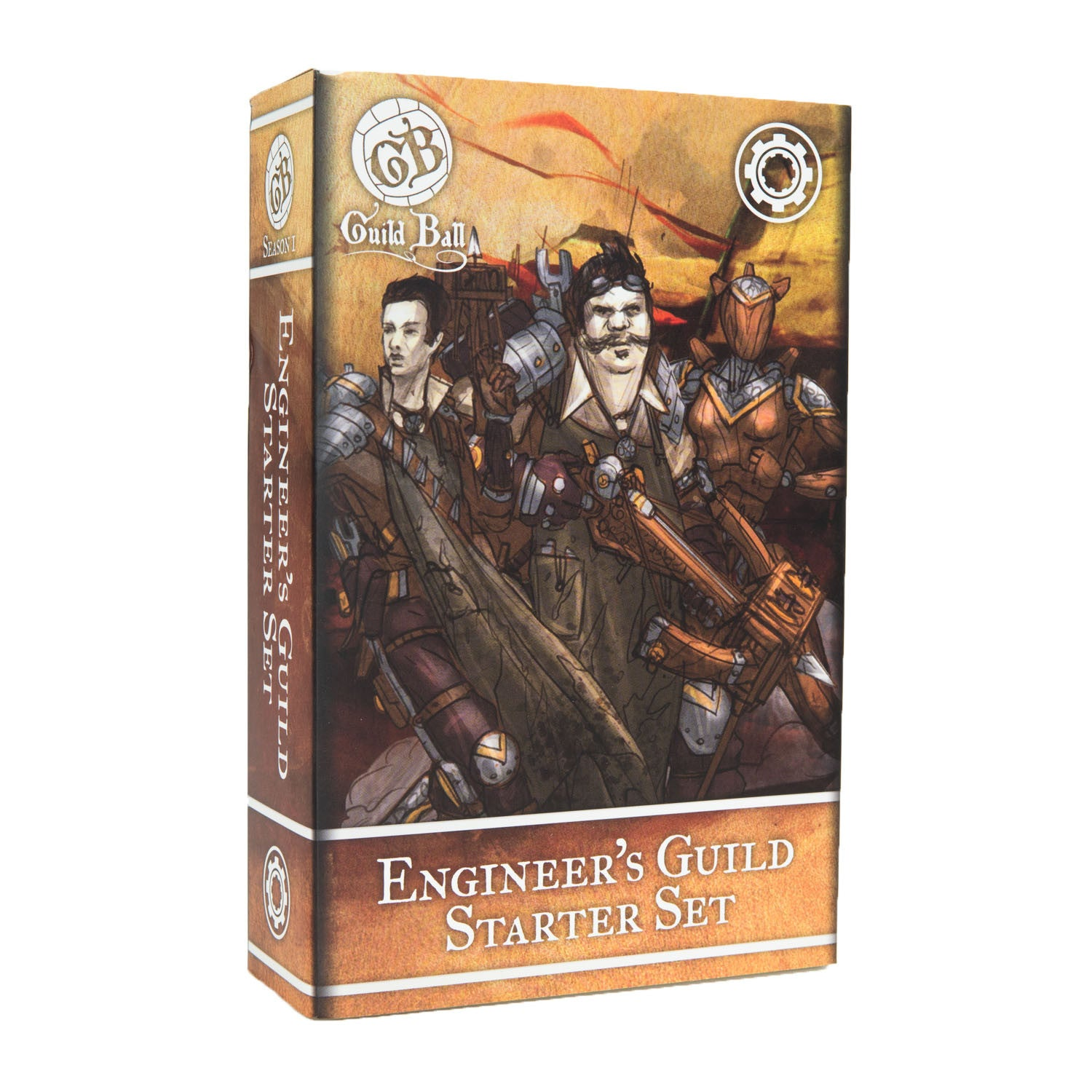 Guild Ball: Engineer's Guild Starter Set