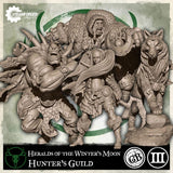 Guild Ball: Hunter's Guild - Heralds of the Winter's Moon (Season 3)
