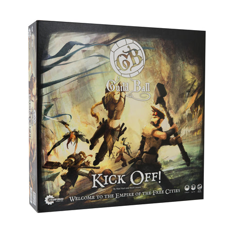 Guild Ball: Kick Off! 2-Player Starter Set