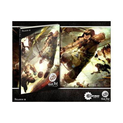 Guild Ball Season 2 Rulebook
