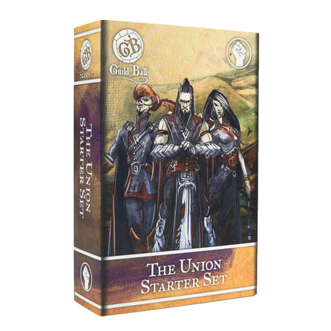 Guild Ball: The Union Starter Set