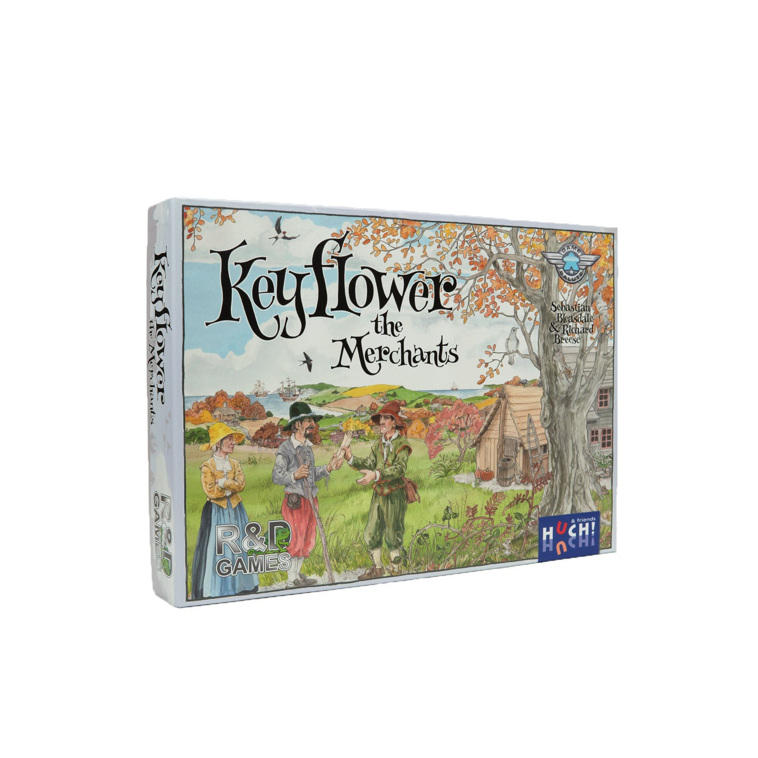 Keyflower: Merchants Expansion